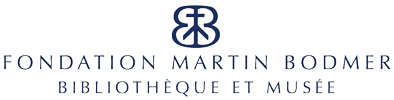 Logo Cologny, Fondation Martin Bodmer